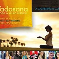 This Tadasana Yoga Festival Video /// Am I Just a Jerk?