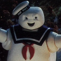 Reading the Stay Puft Marshmallow Man as the Yogilebrity and the Human Condition
