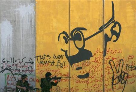 Palestinian-Gandhi