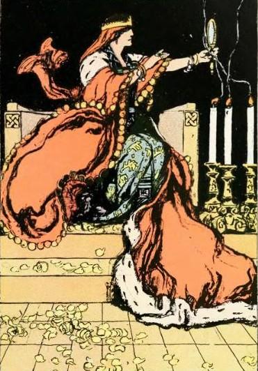 """The """"Evil Queen"""" (1913)"""