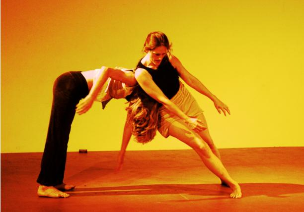 I still think contact improvisation is the greatest.