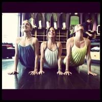 NIYAMA YAMA #5: Wherever You Go, There You Are (Doing Yoga)