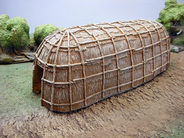 "Toy ""longhouse"""