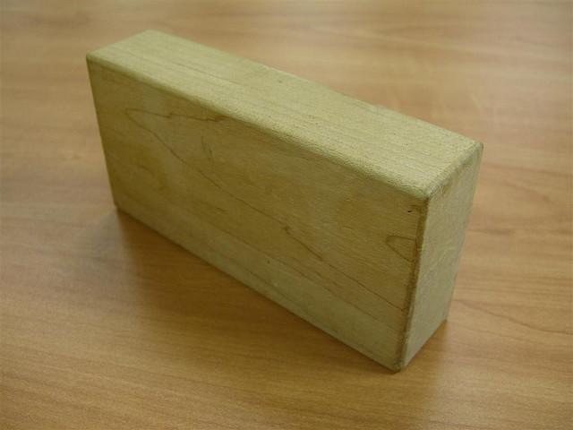 It's a block.
